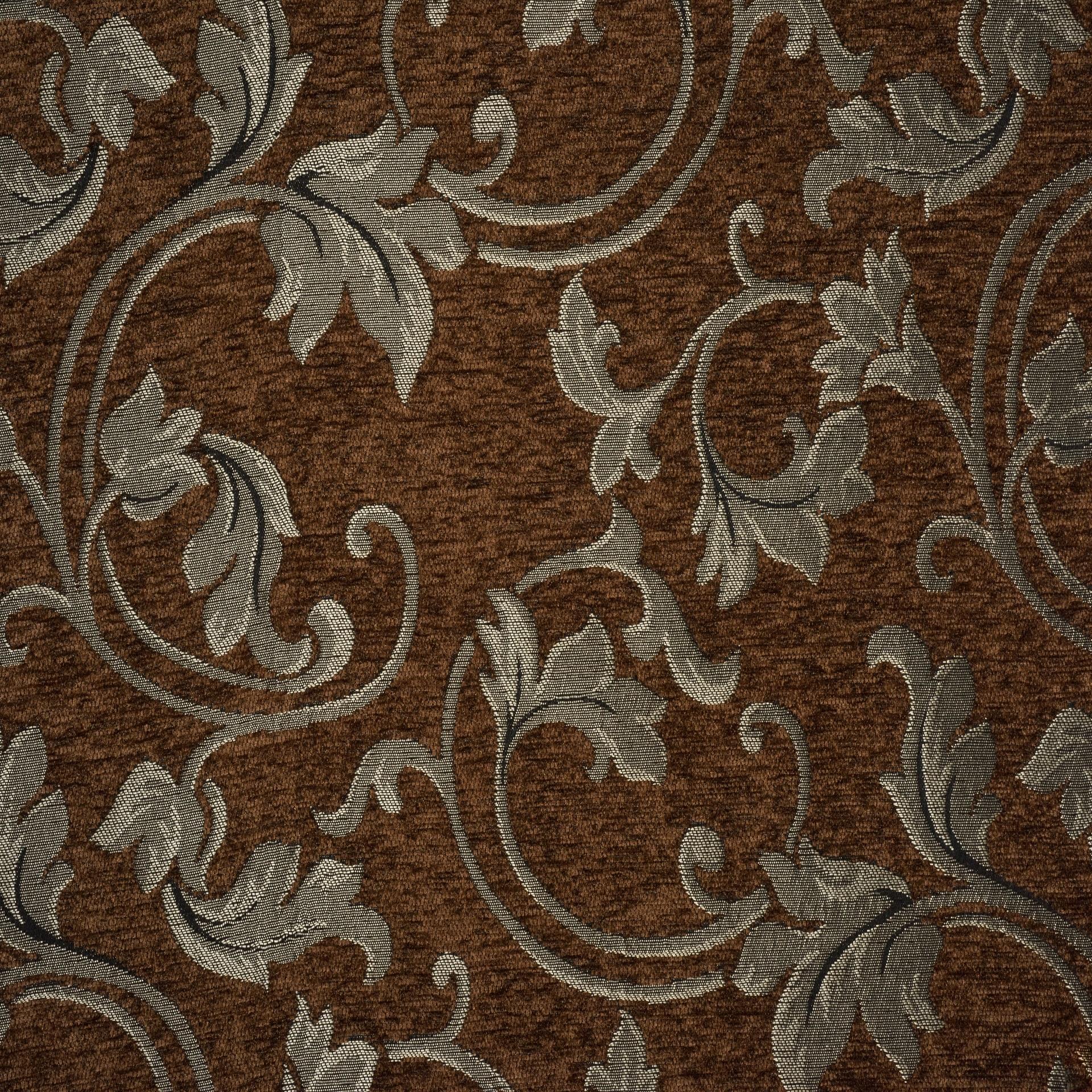 Коллекция ткани Бостон BROWN,  купить ткань Шенилл для мебели Украина