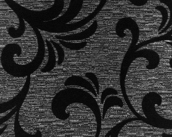 Коллекция ткани FABIA BLACK,  купить ткань Шенилл для мебели Украина