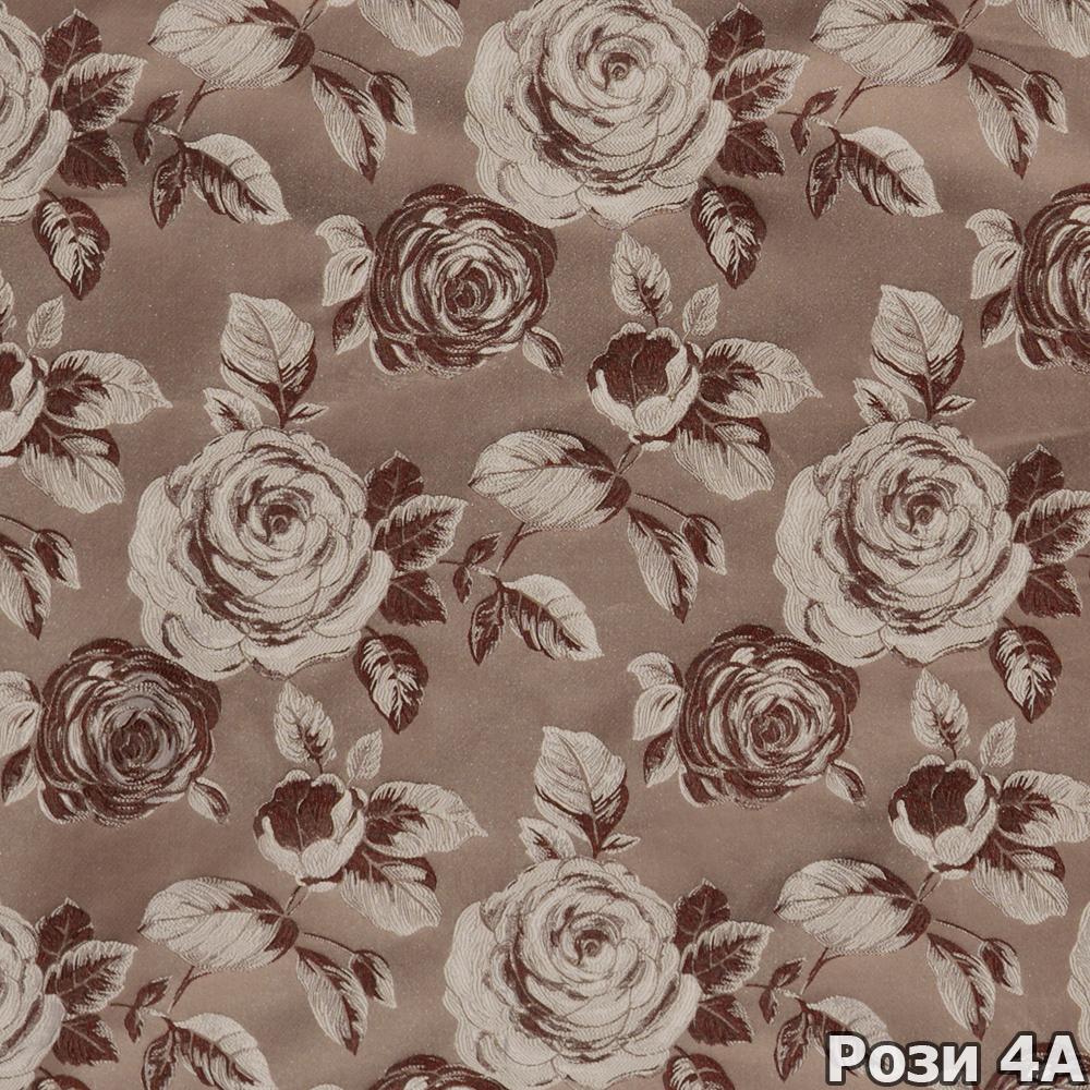 Коллекция ткани Рози 4A,  купить ткань Жаккард для мебели Украина