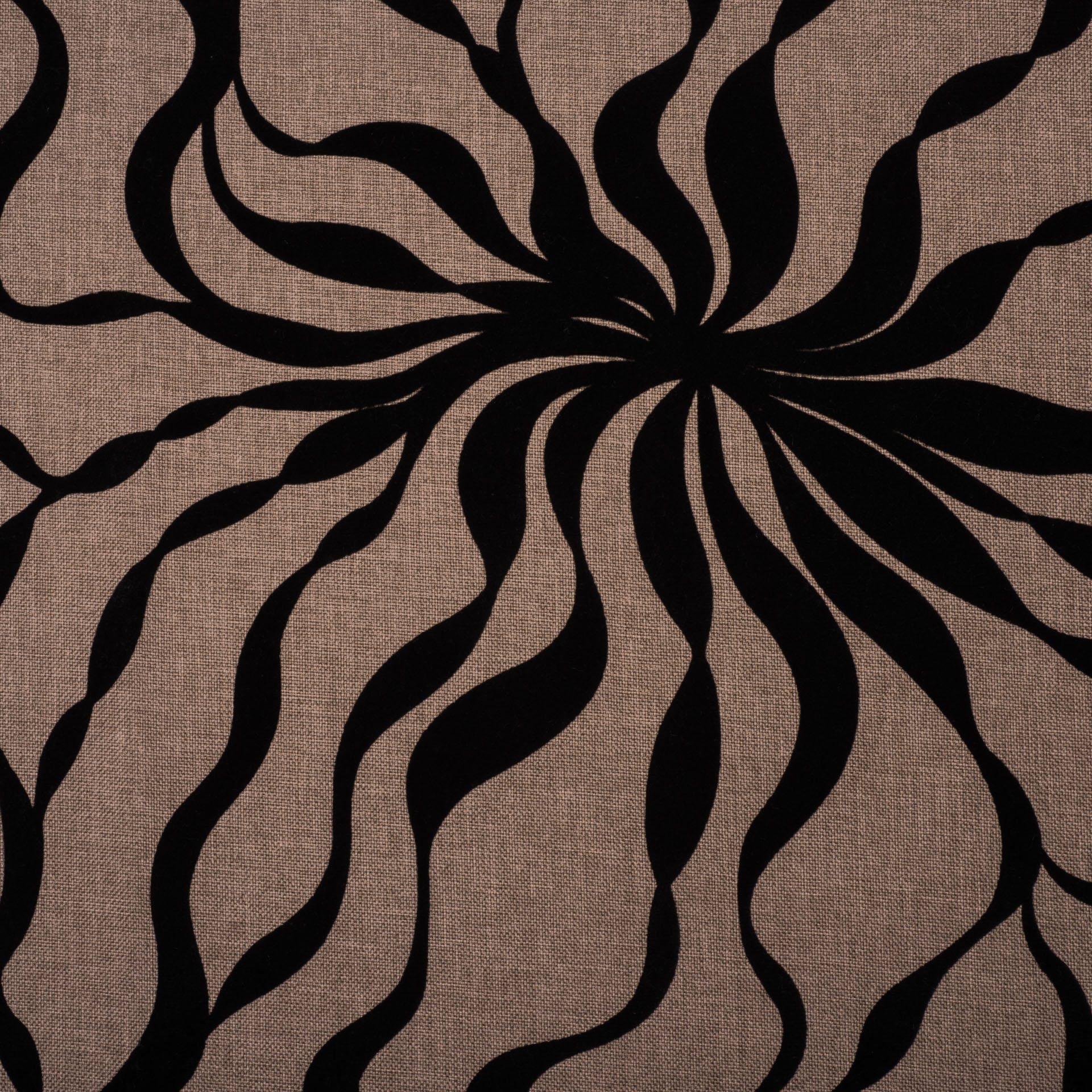 Коллекция ткани Саванна флок CARAMEL 02,  купить ткань Жаккард для мебели Украина