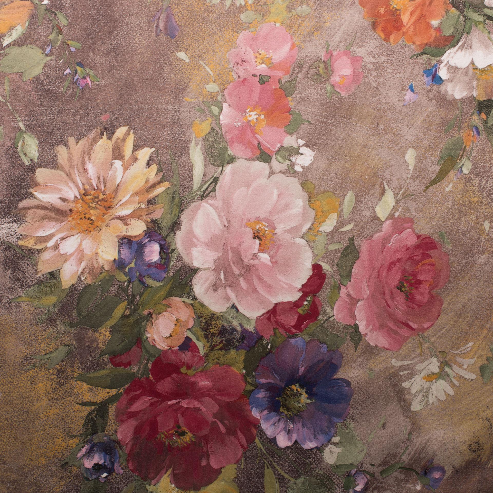Коллекция ткани Вера Orange 04,  купить ткань Жаккард для мебели Украина